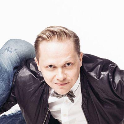 opettaja Marko Keränen  neliö