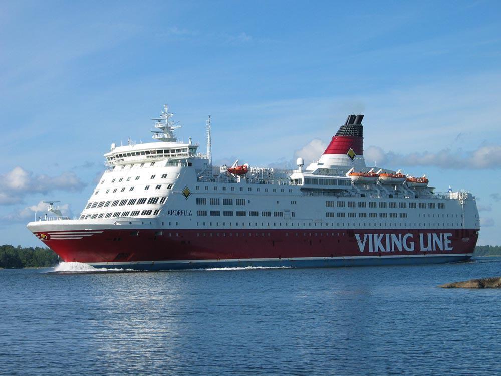 Viking Line Esiintyjät