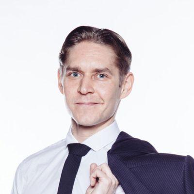 Opettaja Aleksi Seppänen neliö