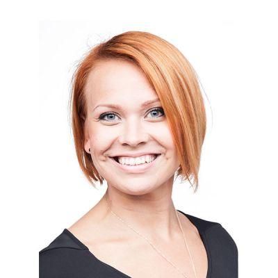 Opettaja neliö Janica Saarni