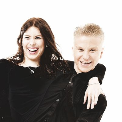 Opettaja neliö Markus ja Liisa