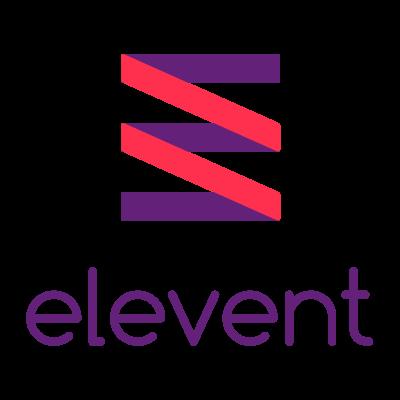 Elevent logo teksti